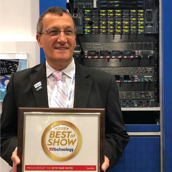 Best of Show Award - TV Technology